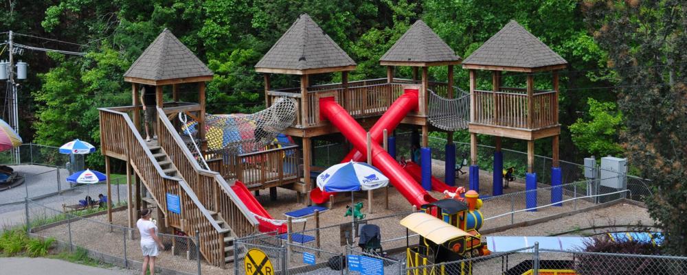 Ober Gatlinburg Amusement Park