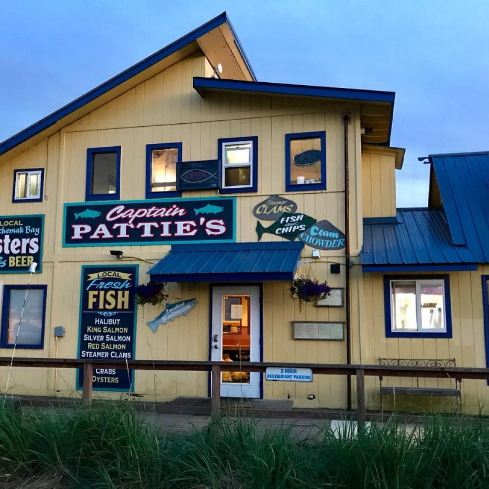 Captain Patties Fish House - AT Home Study Travel